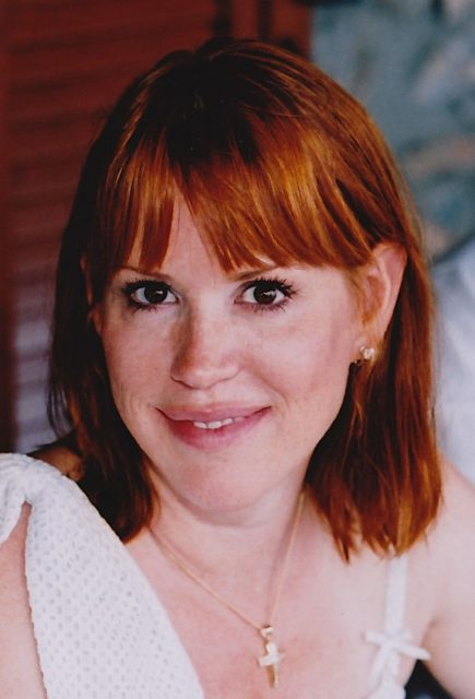 Molly Ringwald. Pgianopoulos – CC BY-SA 3.0