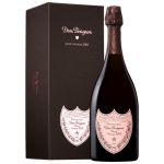 Dom Perignon Champagne Vintage Rose 2003 750mL with Gift Box