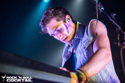 Walk the Moon at the Regency Ballroom shot by Jason Miller @Jasonmillerca-7