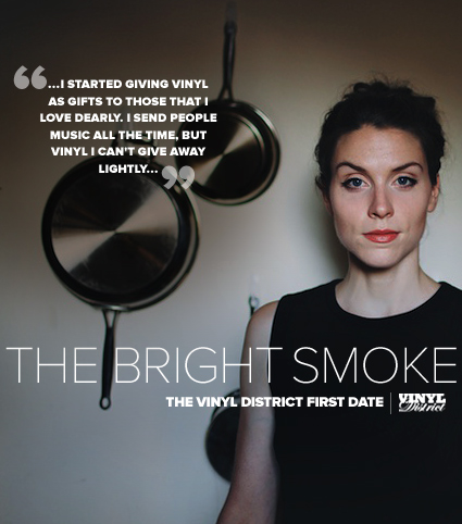 The Bright Smoke, The TVD First Date - The Vinyl District