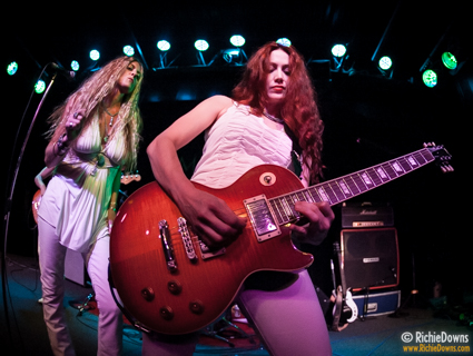 Tvd Live Zepparella And The Queens Of Noise At Jammin