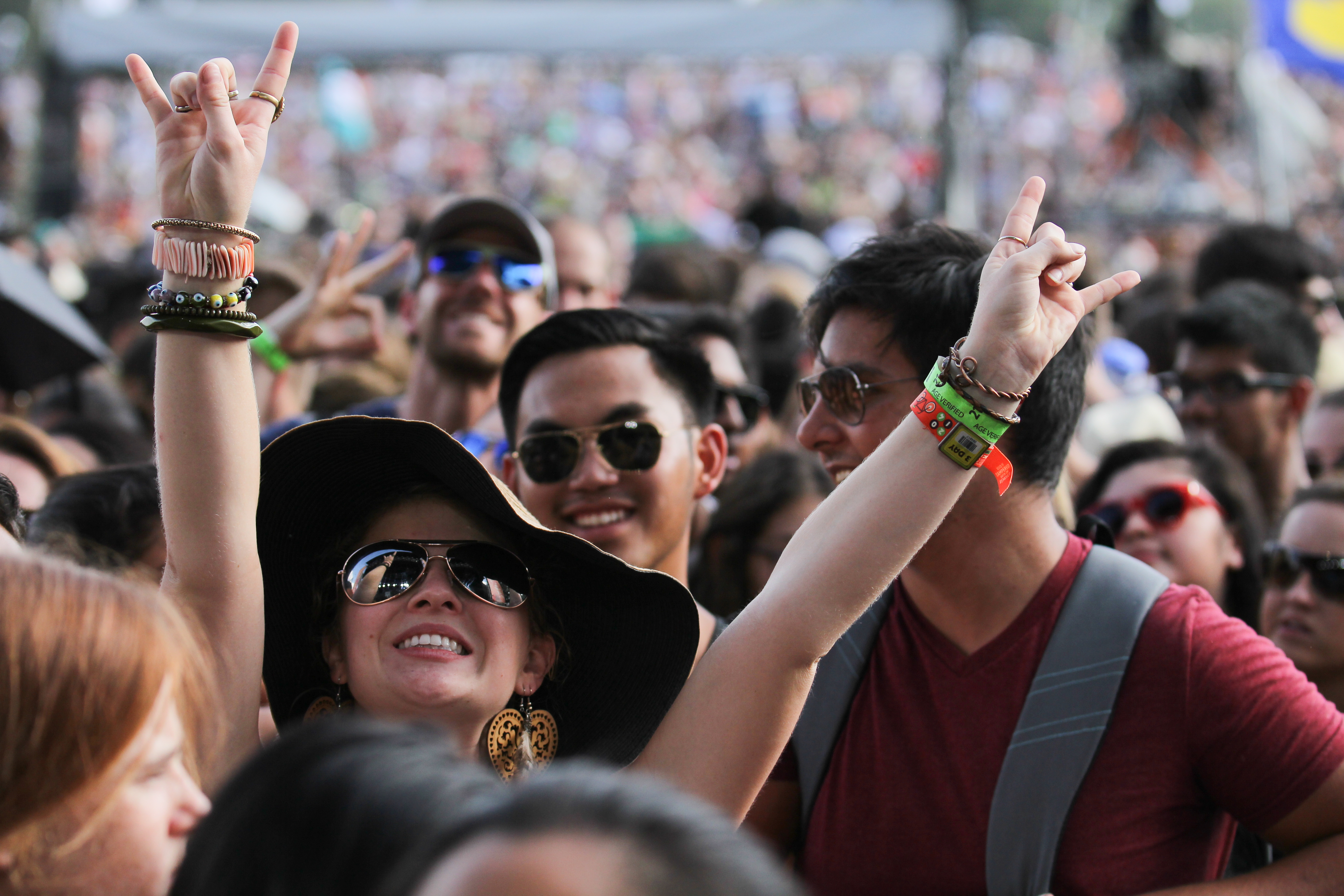 TVD Live: Austin City Limits, Weekend Two, Good Vibes