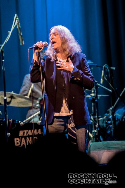 Patti Smith at The Fillmore Photographed by Jason Miller-2