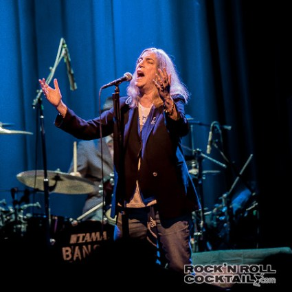 Patti Smith at The Fillmore Photographed by Jason Miller-3