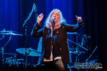 Patti Smith at The Fillmore Photographed by Jason Miller-6-2
