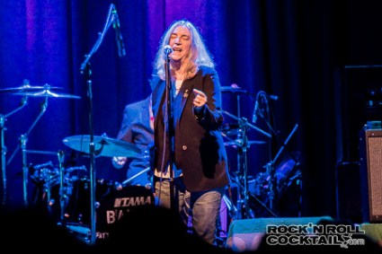 Patti Smith at The Fillmore Photographed by Jason Miller-7-2