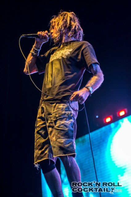 Lamb of God Photographed by Jason Miller