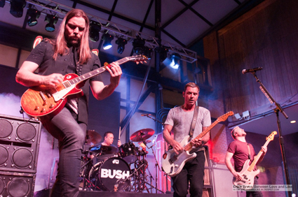 TVD Live: Bush and The Kickback at Power Plant Live!, 6/10 - The