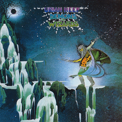 Graded on a Curve: Uriah Heep, Demons and Wizards - The