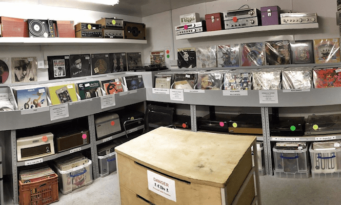 collector-opens-record-shop-in-his-own-home