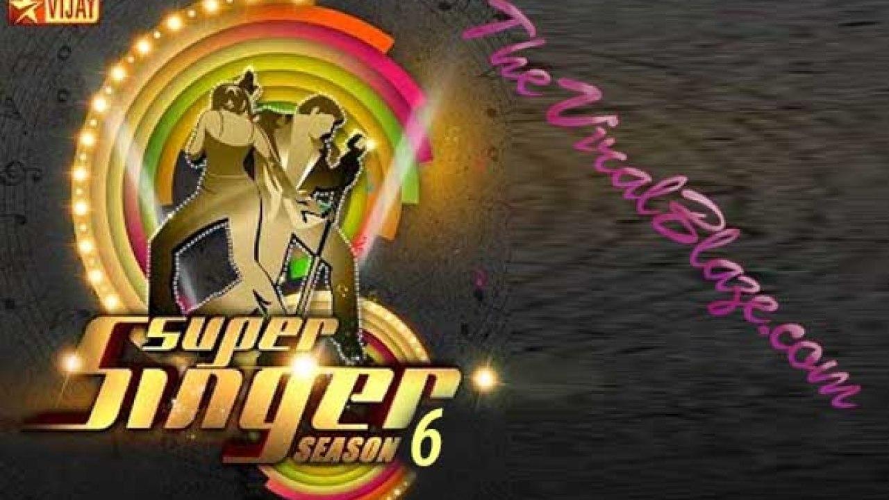 Airtel Super Singer Season 6