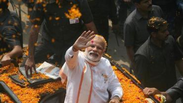Modi-in-Varanasi