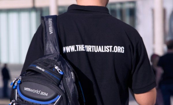 TheVirtualist at VMworld