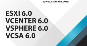 vcenter6.0-esxi6.0-vsphere6.0-vcsa6