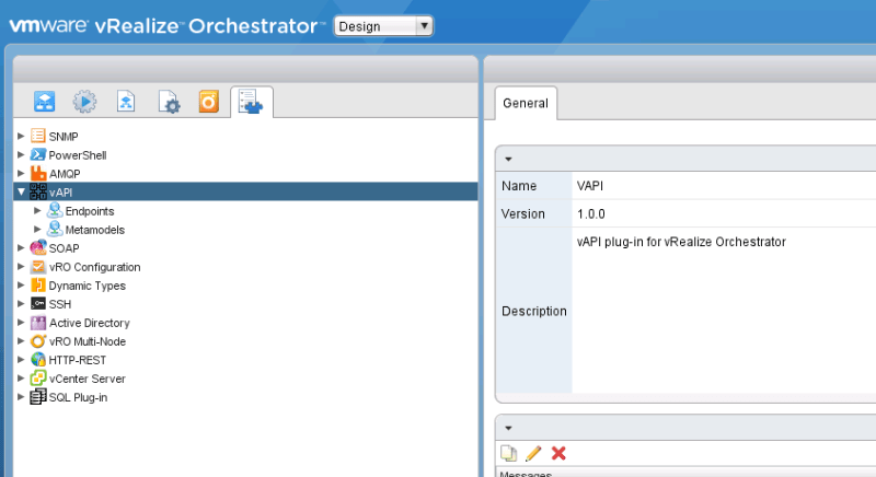 vSphere 6 Automation with vRO 7 - Tags and vAPI - Part I