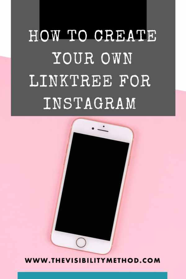 Create your own linktree for instagram and send that traffic right to your site!