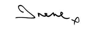Irene Signature