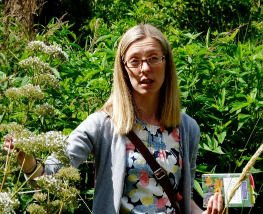 Medicinal herbalist Rachel Heathcote