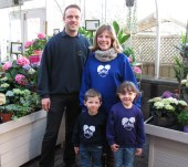 Poundbury Gardens supports The Grove Pre School