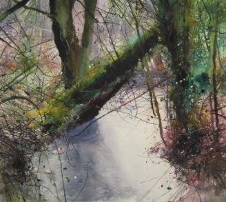 DavidAParfittRI_Along the riverbank