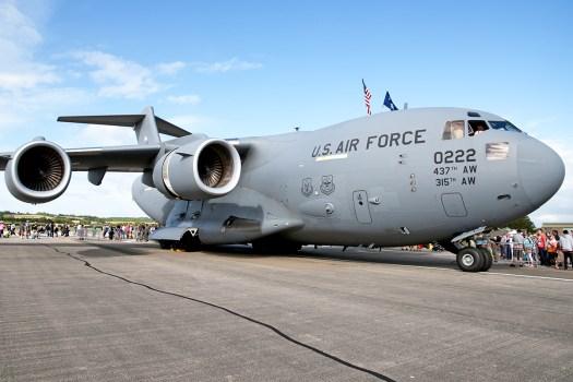 USAF C-17 - Duncan Monk