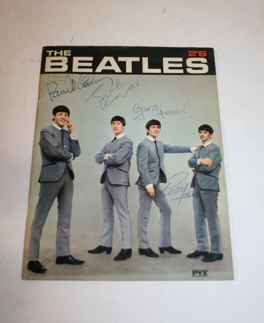 beatles-autograph