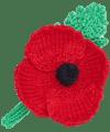 knitted-poppy