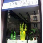 Escaparates Barcelona: OBJETO DE DESEO