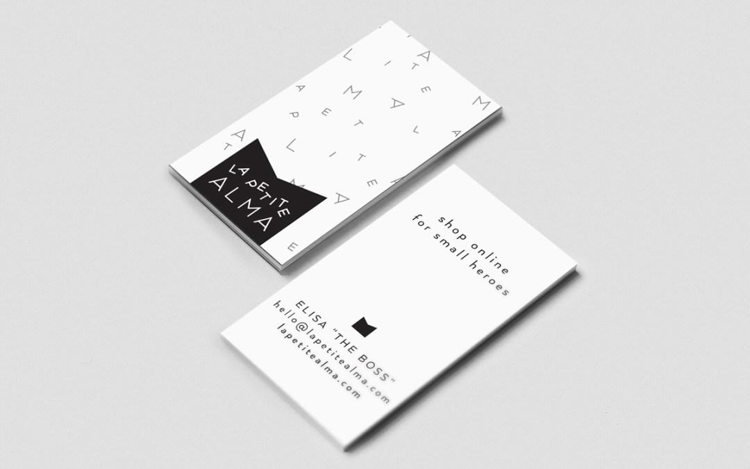 Diseño de Identidad para La Petite Alma