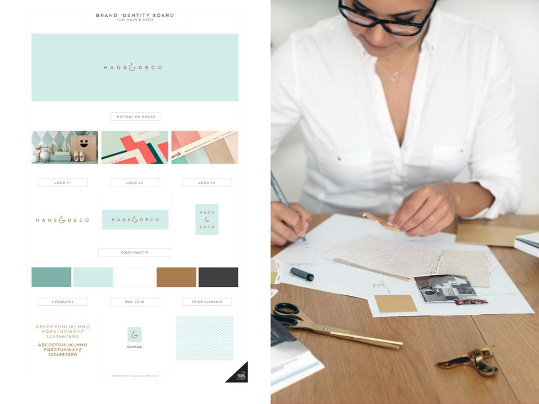 Diseña el contenido de tu marca The Visual Corner