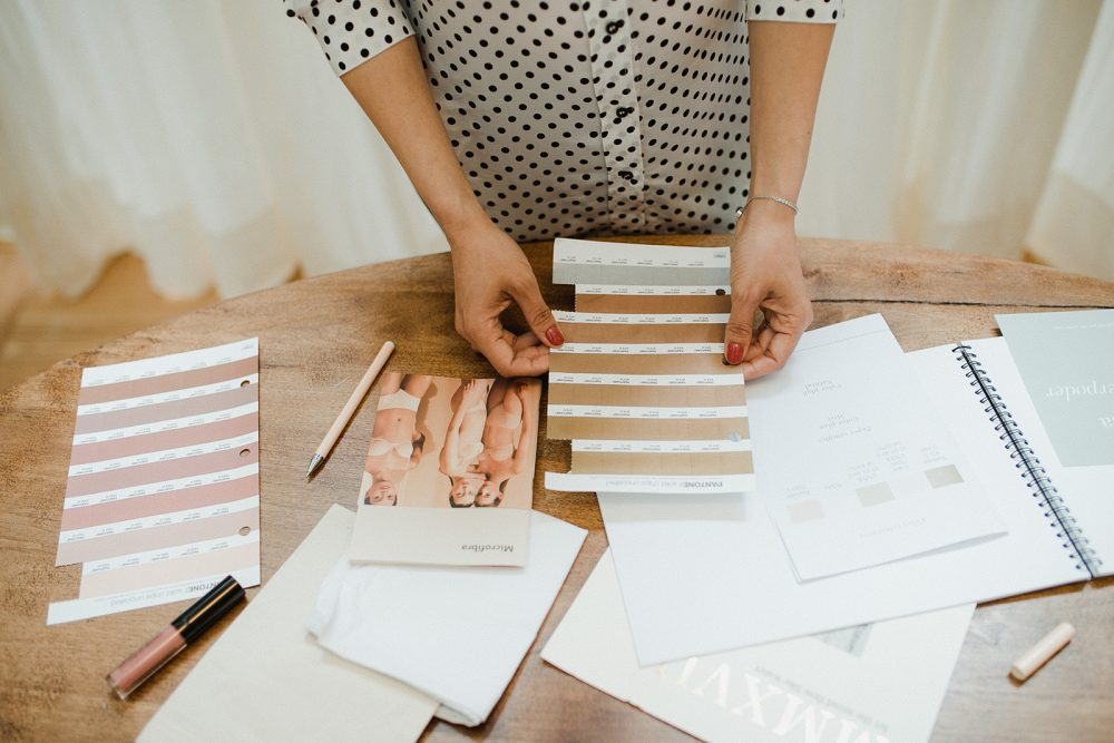 Algunos trucos para trabajar con el color en tu Identidad de Marca