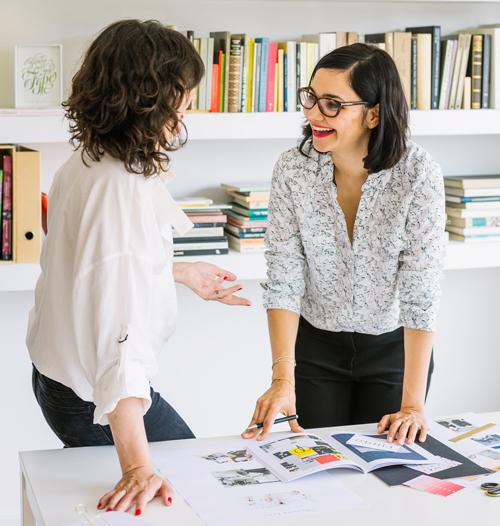 Consultoría de Branding por Mercy Guzmán del estudio The Visual Corner Barcelona