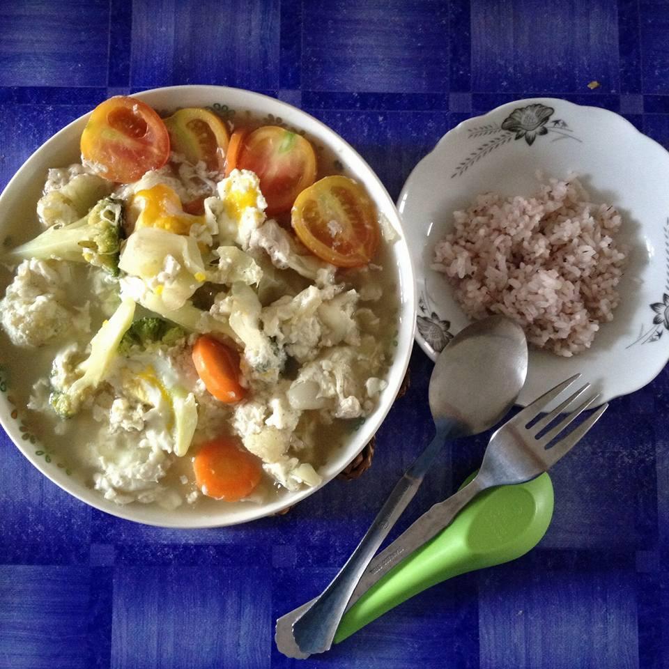 Mengurangi Konsumsi Nasi Putih, Garam, dan Penggunaan Minyak Goreng Untuk Hidup Lebih Sehat