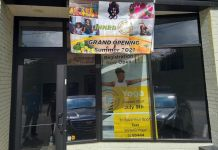 InnerG's studio located on Buchanan Street in North Nashville. (Courtesy Photo)