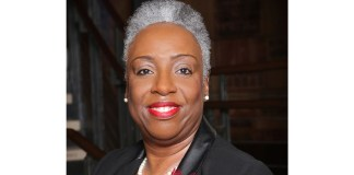 At-large Council member Sharon Hurt (Photo Courtesy of Facebook)
