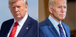 President Donald Trump and Vice President Joe Biden faced off in their first Presidential debate.