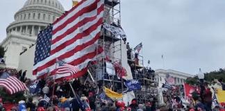 Pro-Trump mob storm the U.S. Capitol
