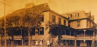 In 1888, Thomas Lovett built Hill Top House. (Courtesy SWaN Hill Top House Hotel, LLC)