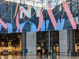 The recently renovated Javits Center in New York City hosted its first in-person trade show since suspending events in the midst of last year's pandemic lock downs. (Lisa Chau)