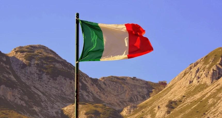 The Italian Flag