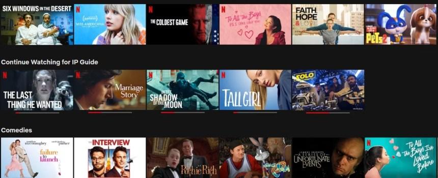 Canadian Netflix