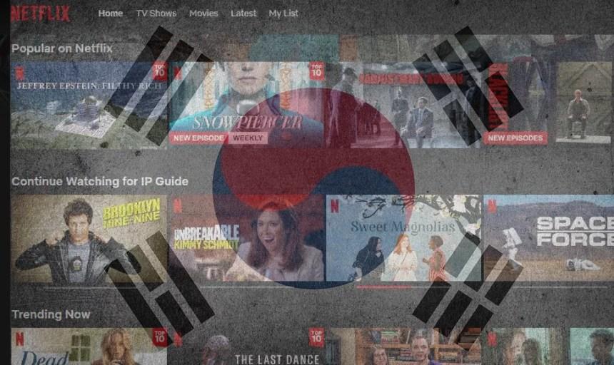 South Korea Netflix