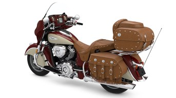 Roadmaster-Classic_Rear-3Q_Indian_Red_&_Ivory_Cream