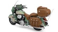 Roadmaster-Classic_Rear-3Q_Willow_Green_&_Ivory_Cream