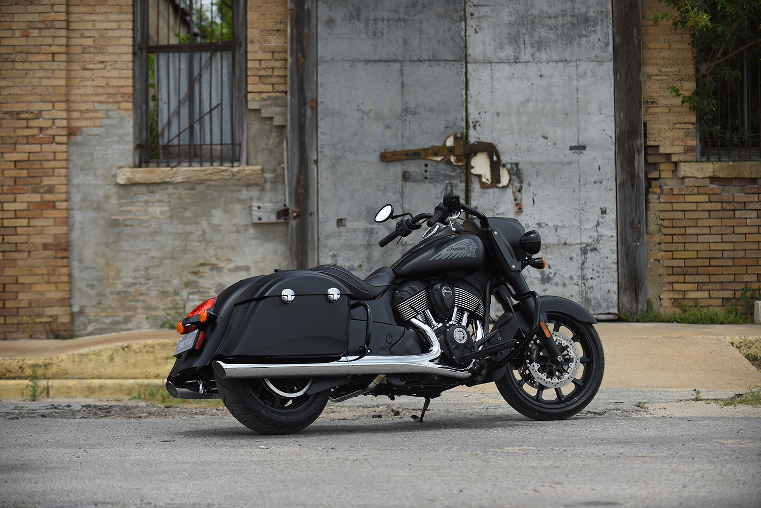 INDIAN MOTORCYCLE INTRODUCES ROADMASTER ELITE & SPRINGFIELD