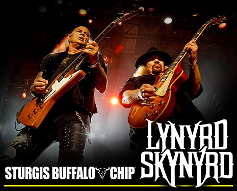 Lynyrd Skynyrd Brings Southern Rock to Buffalo Chip® in 2018