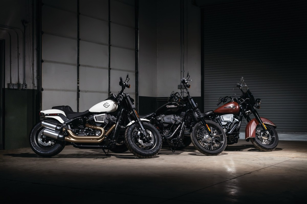 Hypercharger ES for 2018 Softails