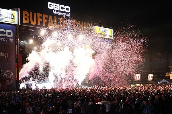 New Three-Day Passes and VIP Packages a Sturgis Buffalo Chip® Bargain