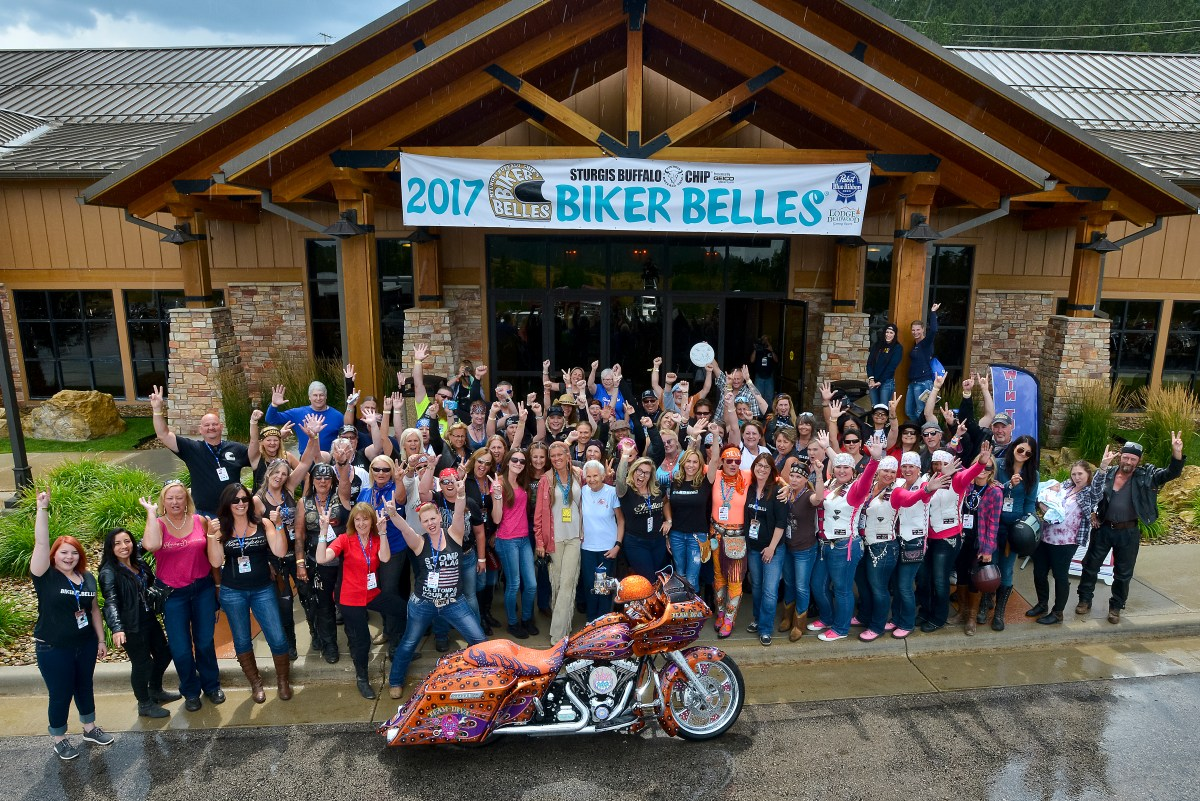 Preeminent Motorcycle Industry Celebrities Join 10th Annual Buffalo Chip® Biker Belles Celebration®