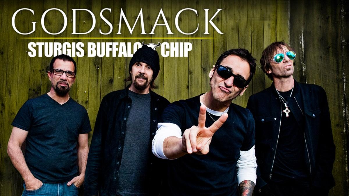 Legendary Rockers Godsmack to Fire Up the Buffalo Chip®